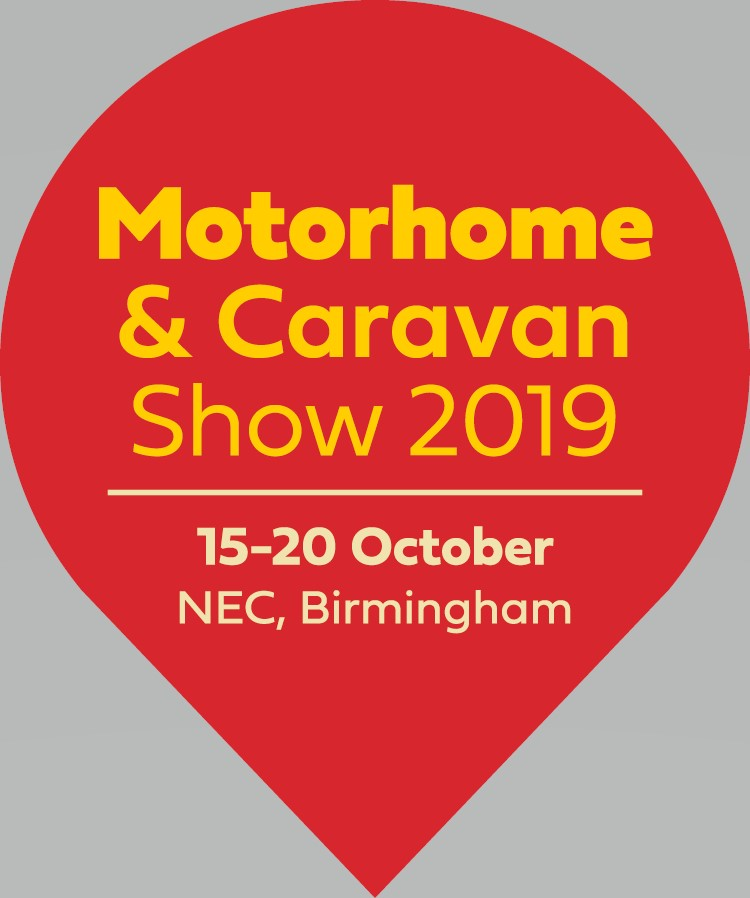 Motorhome and Caravan Show NEC Birmingham October 2019